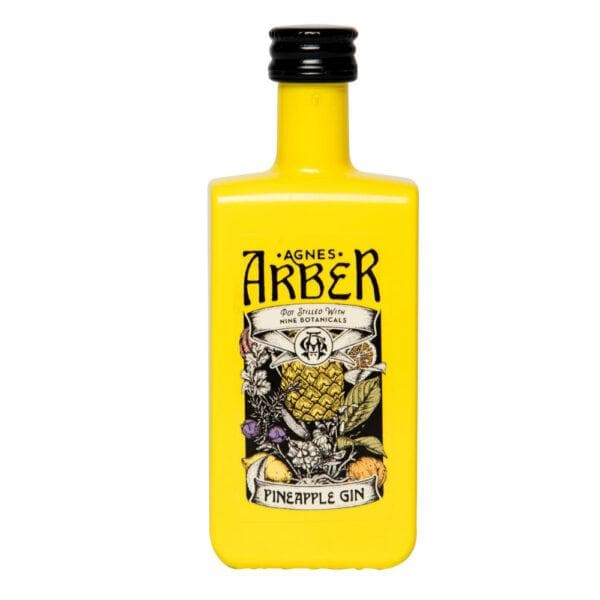 Agnes Arber Pineapple Gin 5cl Miniature