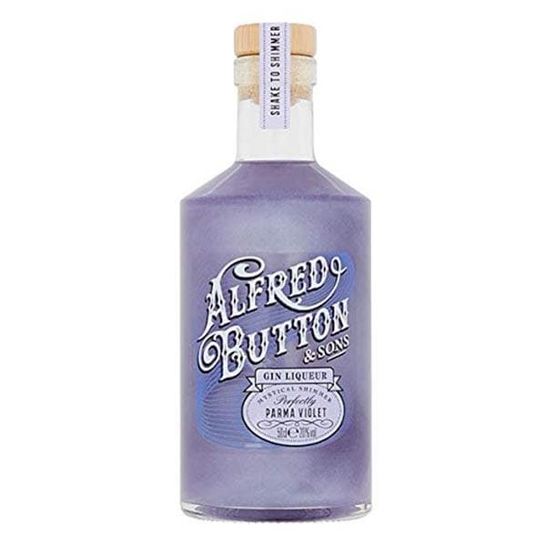 Alfred Button & Sons Gin Liqueur Perfectly Parma Violet 50cl