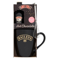 Baileys Orange Hot Chocolate Mug & Mini Whisk Gift Set