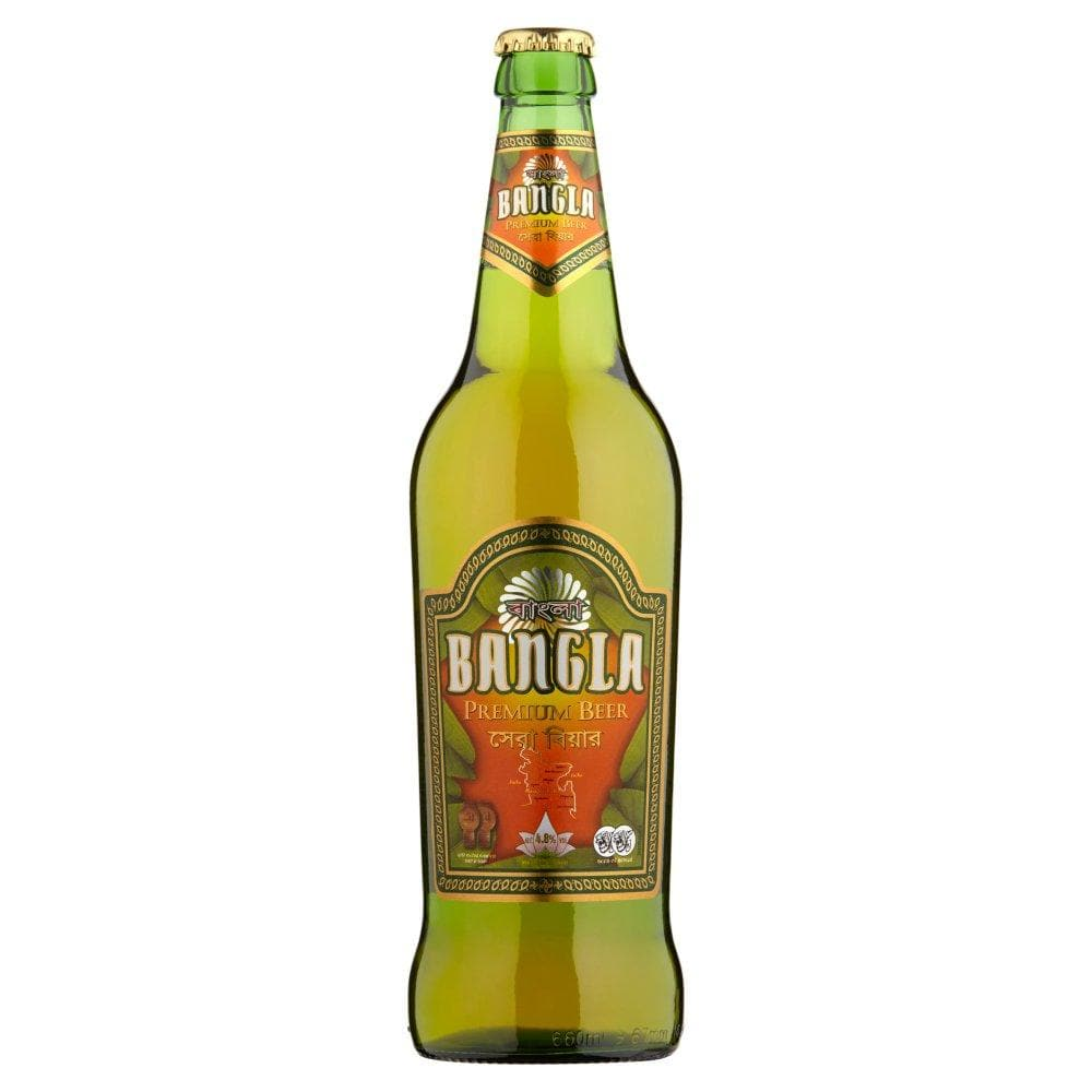 Bangla Premium Beer 12x660ml