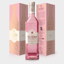 BLOOM Jasmine and Rose Pink Gin
