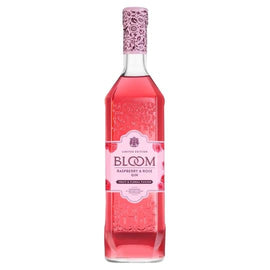 Bloom Raspberry & Rose Gin 70Cl