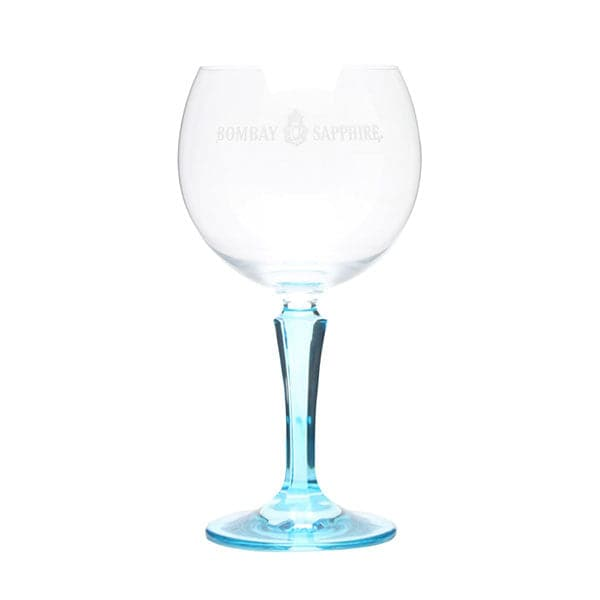 Bombay Sapphire Balloon Cocktail Glass Goblet