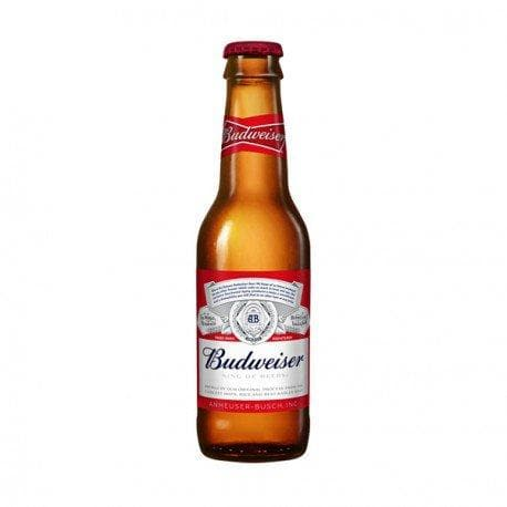 Budweiser Beer 24x330ml