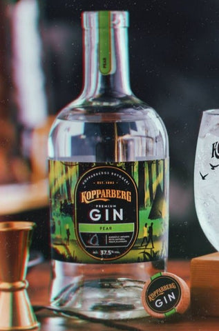 NEW Limited Edition Kopparberg Pear Gin 70cl
