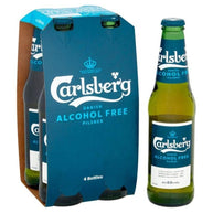 Carlsberg Danish Alcohol Free Pilsner 24x 330ml