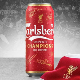 Carlsberg - Limited Edition - Liverpool FC 'Champions' Can 500ml