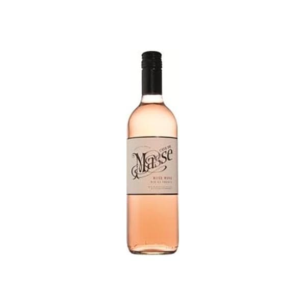Cave de Masse Cinsault Rose 75cl