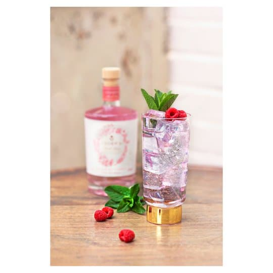 Ceder's Pink Rose Non Alcohol Gin 50cl