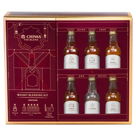 Chivas Scotch Whisky Blending Kit