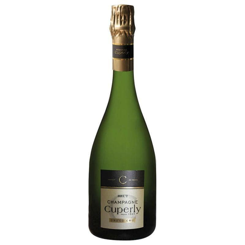 Champagne Cuperly Brut NV 75cl