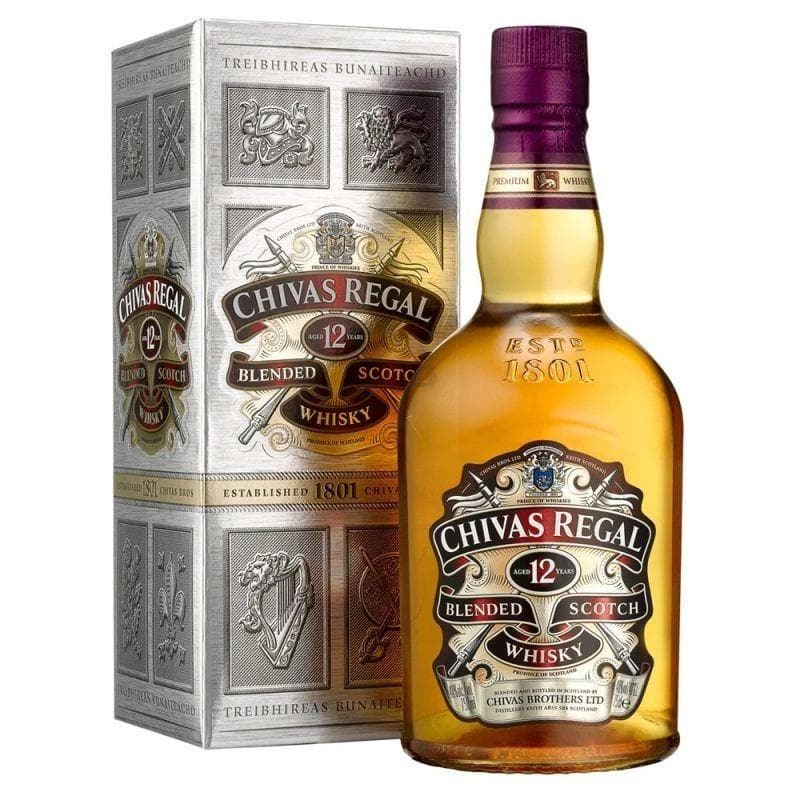 Chivas Regal 12 y.o. 70cl