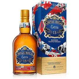 Chivas Regal Extra 13 American Rye Blended Scotch Whisky 70 cl