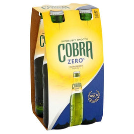 Cobra Alcohol Free Beer 12x 330ml