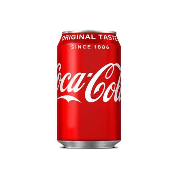 Coca Cola 24x330ml Cans