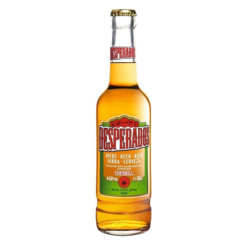 Desperados Tequila Beer 24x330ml