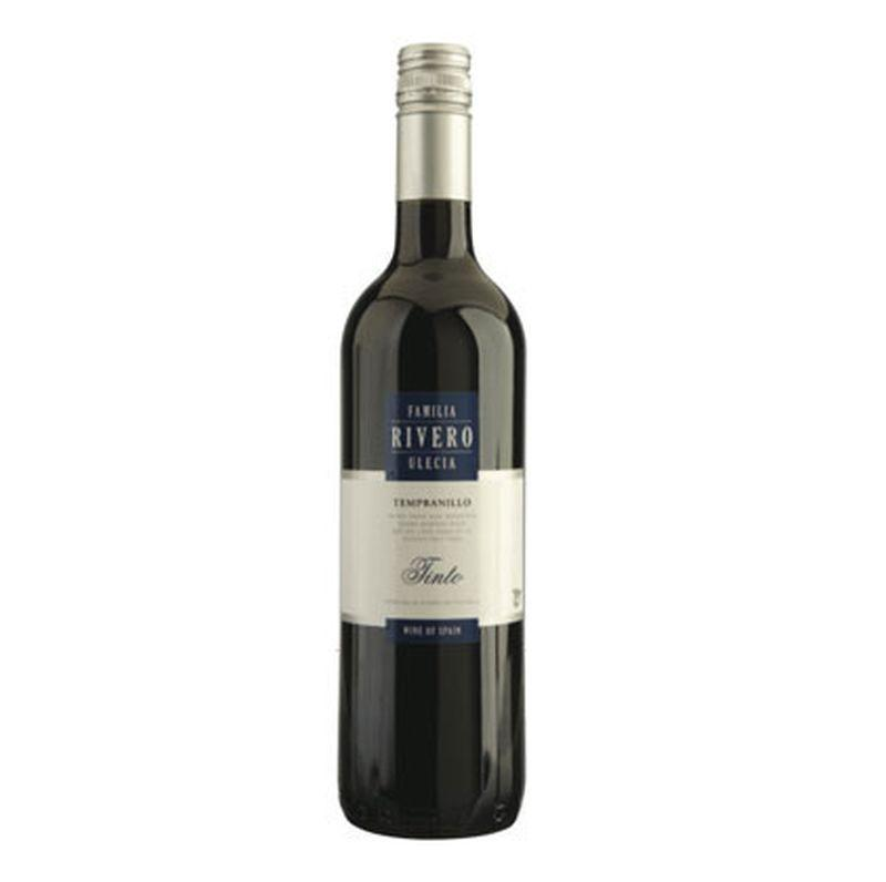 Familia Rivero Ulecia Tempranillo Red Wine 75cl