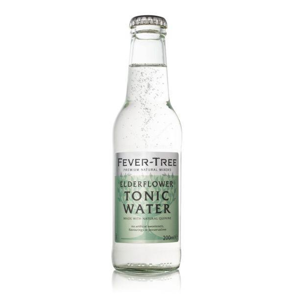 Fever Tree Elderflower Light Tonic Water 1x200ml