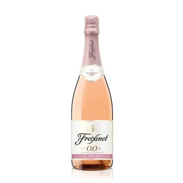 Freixenet 0.0% Sparkling Rose Alcohol Free 75cl