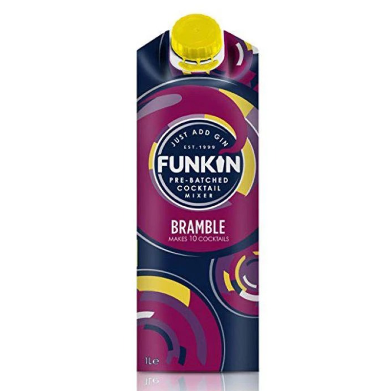 Funkin Bramble Cocktail Mixer 1L