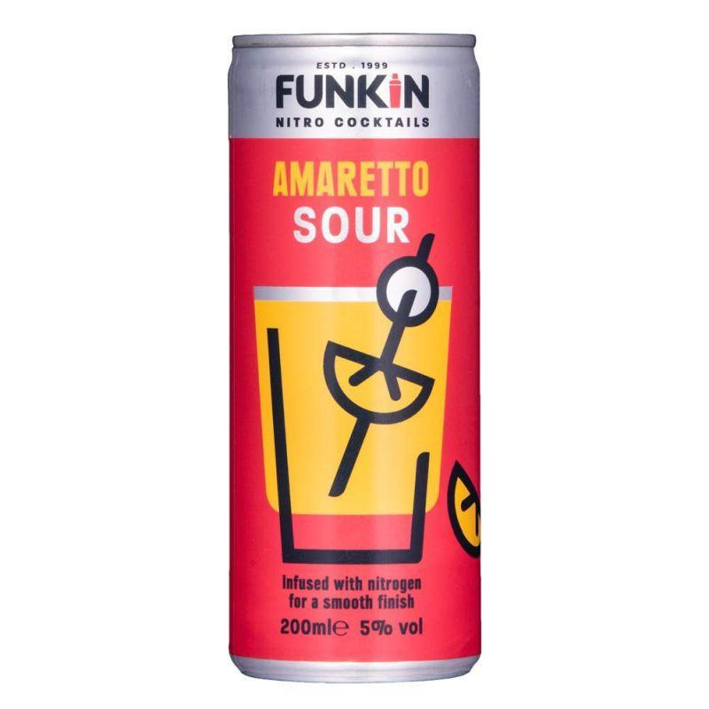 Funkin Nitro Amaretto Sour Can 200ml