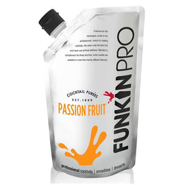Funkin Passion Fruit Puree 1L