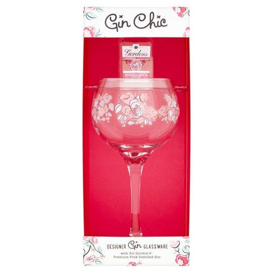 Gin Chic Glass Gift Set
