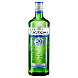 Gordons Alcohol Free 0.0% Spirit 70Cl - JUST LAUNCHED