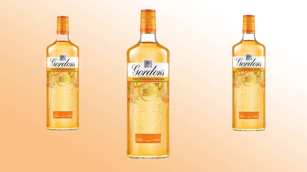 Gordon's Mediterranean Orange Gin - Limited Edition 70cl