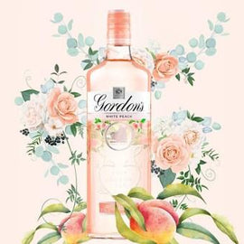 Gordon's White Peach Gin Limited Edition 70cl