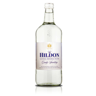 Hildon Sparkling Mineral Water Glass Bottle 750ml