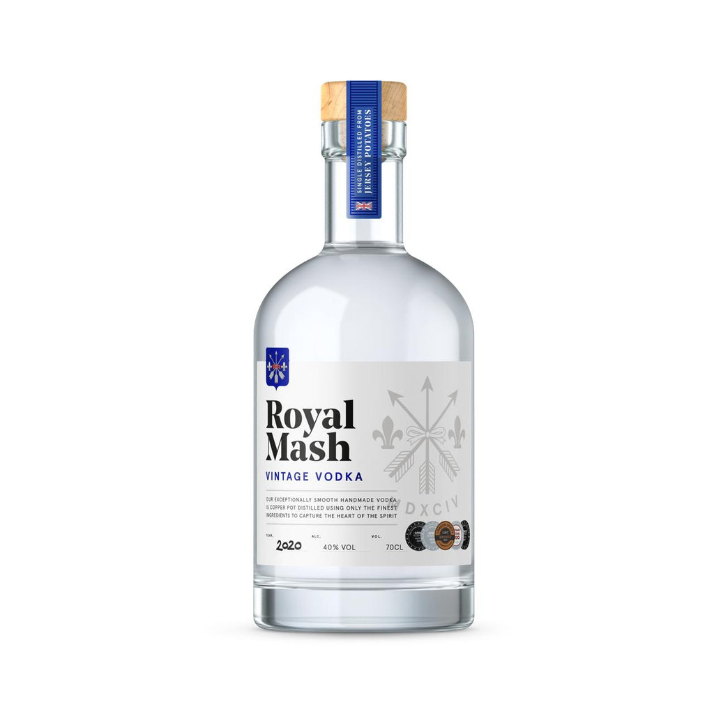 Royal Mash Vintage Vodka 70cl bottle