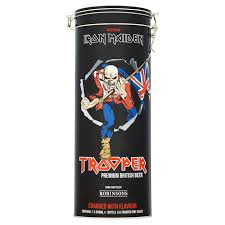 Iron Maiden Trooper with Pint Glass 500ml