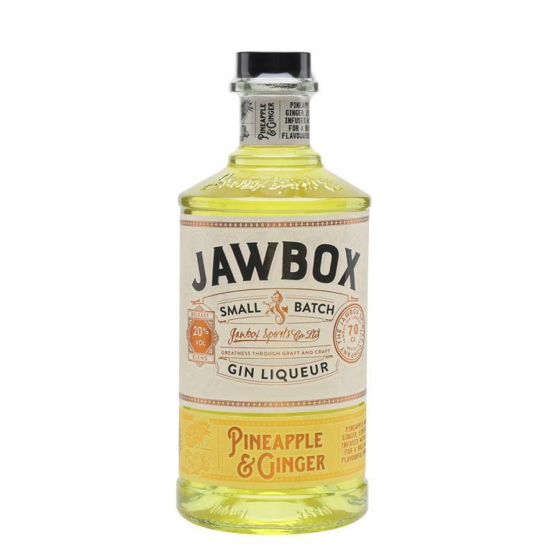 Jawbox Pineapple & Ginger Gin 70cl