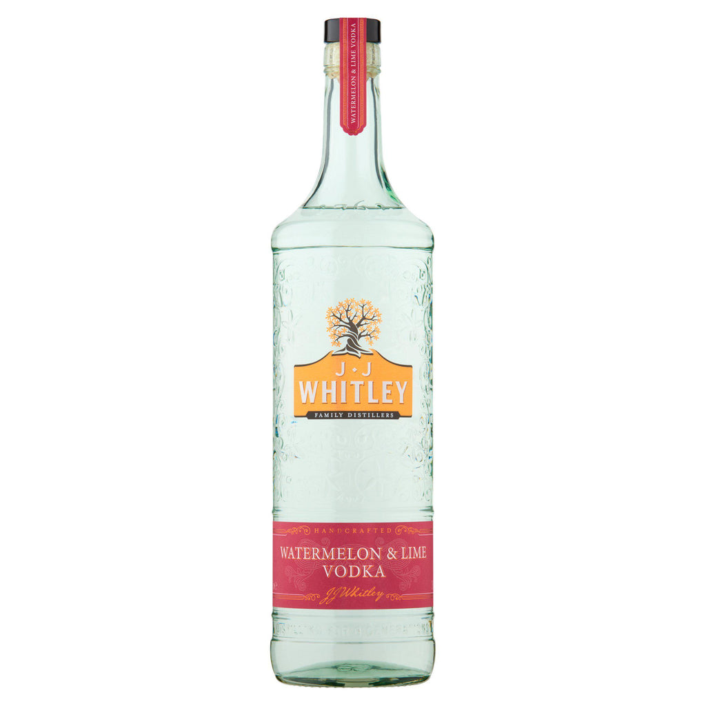 JJ Whitley Watermelon & Lime Vodka 1Litre
