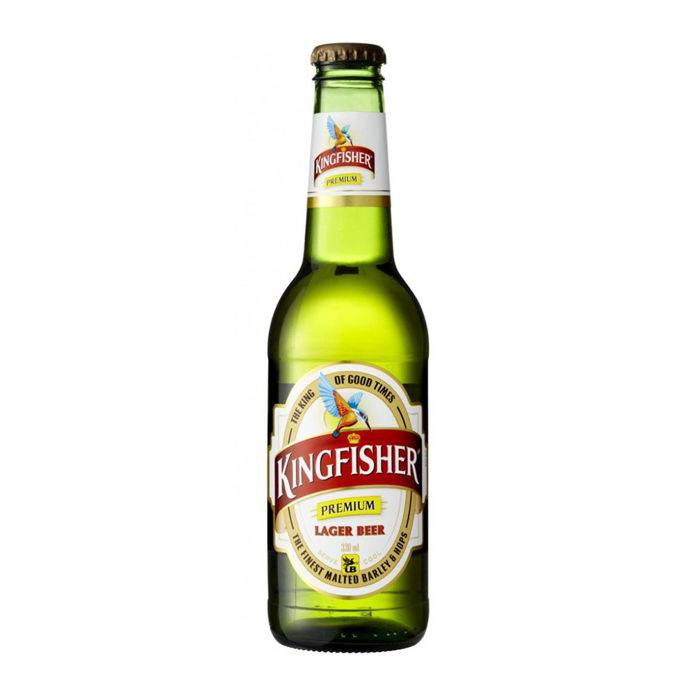 Kingfisher Beer 24x330ml