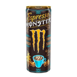 Monster Energy Espresso Vanilla 12x250ml