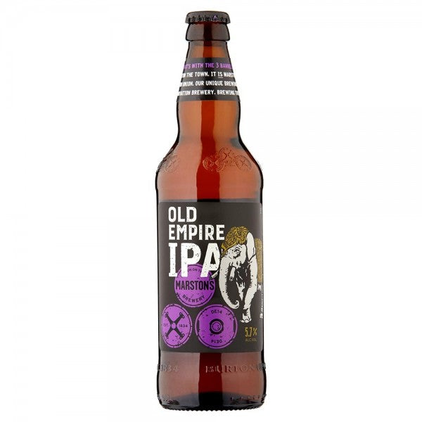 Marstons Old Empire IPA 8 x 500ml
