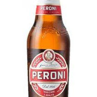 Peroni Red Label Premium Lager Bottles 24x330ml