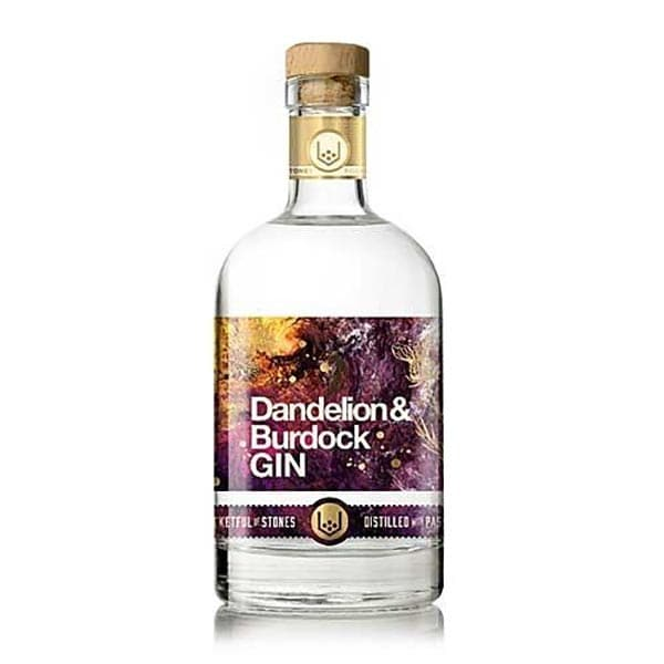 Pocketful of Stones Dandelion & Burdock Gin 70cl