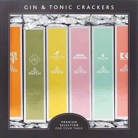Premium Gin & Tonic Crackers