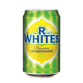 R Whites Lemonade 24x330ml Cans