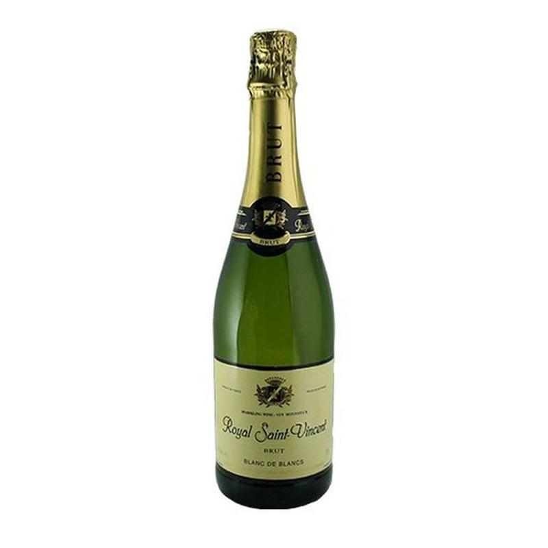 Royal Saint-Vincent Blanc de Blancs Brut 75cl