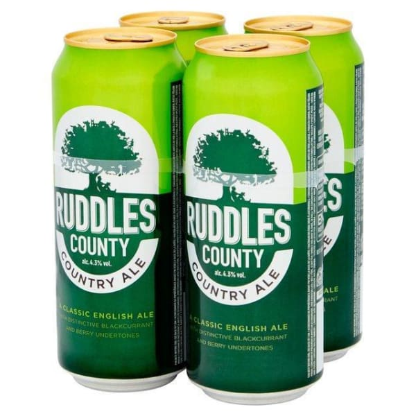 Ruddles County Cans 24x500ml