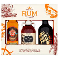 Premium Rum Selection Gift Set