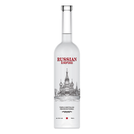 Russian Empire Vodka 70cl
