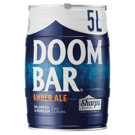 Sharp's Doom Bar Mini Keg 5 Litre