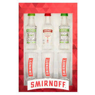 Smirnoff Flavours And Shot Glass Set