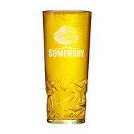 Somersby Toughened Cider Pint Glasses CE 20oz / 568ml