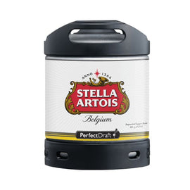 Stella Artois PerfectDraft 6L Keg - Beer